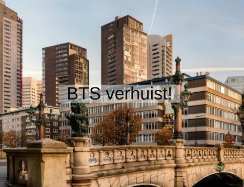 Business Translation Services verhuist!