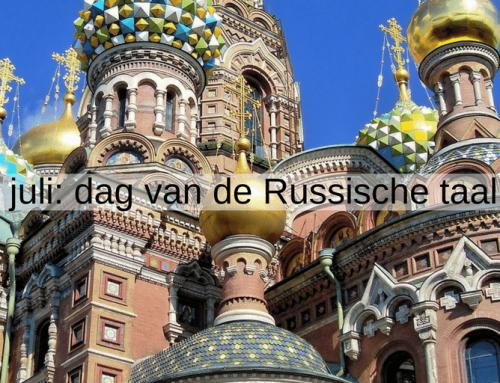 6 juni: dag van de Russische taal