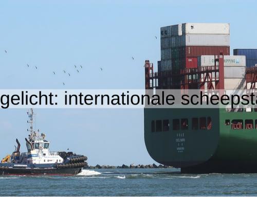 Uitgelicht: internationale scheepstaal